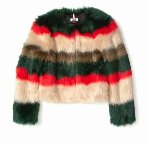 FW_17 Tommy Jeans Fur Jacket Rs6999_-