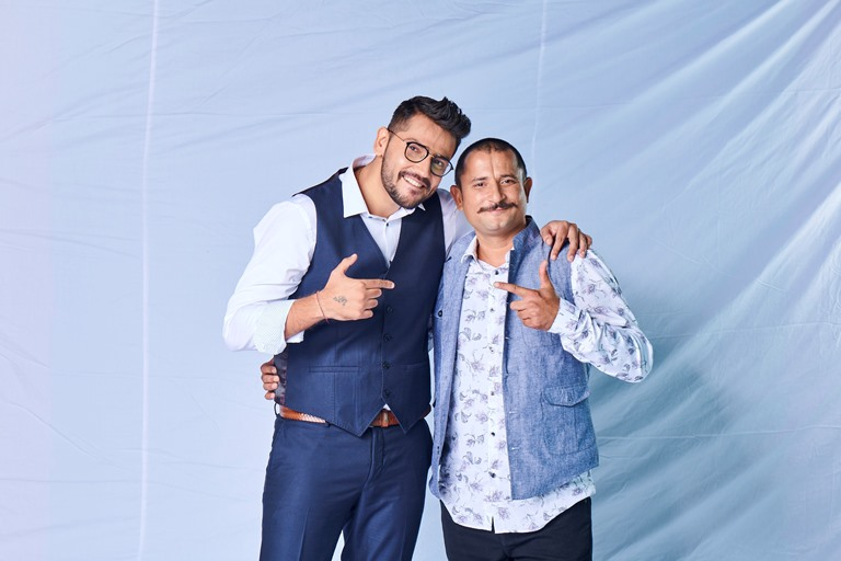 Nirmal Singh and Romil Chaudhary