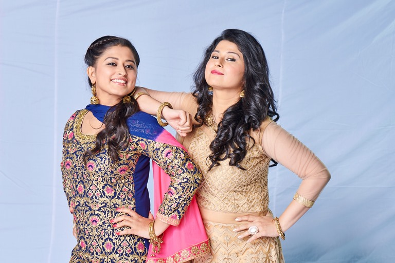 Somi Khan and Saba Khan
