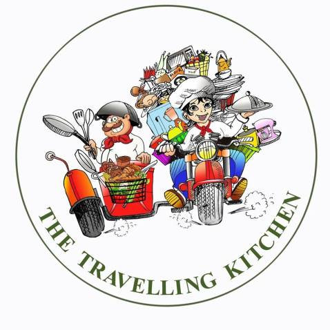 the travelling kitchen