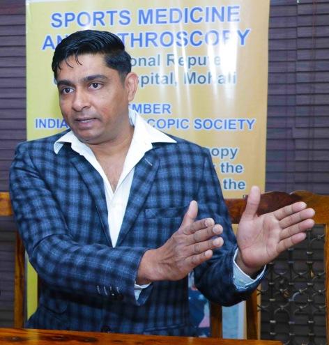 Dr Satbir Singh