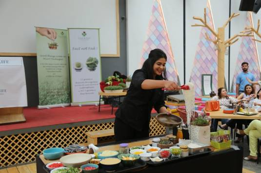 Chef Anukriti Jhamb